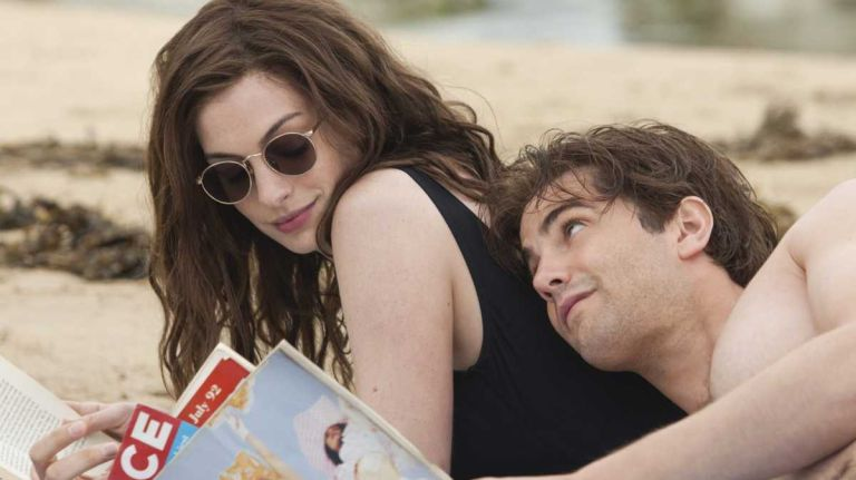 kiểu tóc đẹp Anne Hathaway 11 Getty Images