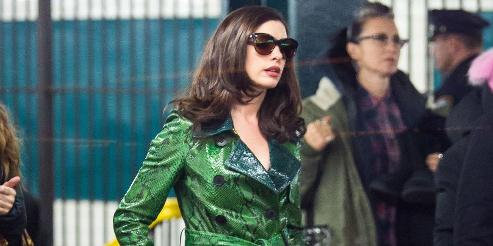 kiểu tóc đẹp Anne Hathaway 16 Getty Images