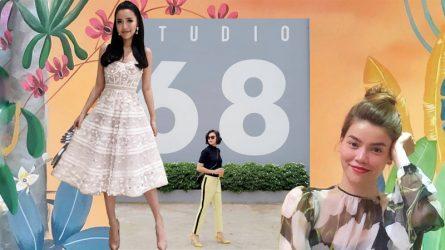 Thời trang sao Việt tuần qua: Ngô Thanh Vân áo phông đơn giản, Bích Phương nữ tính với đầm trắng