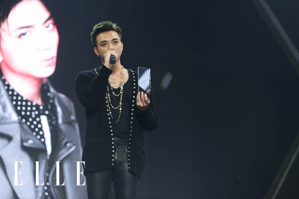 ELLE Style Awards 1 Soobin Hoang Son 2018