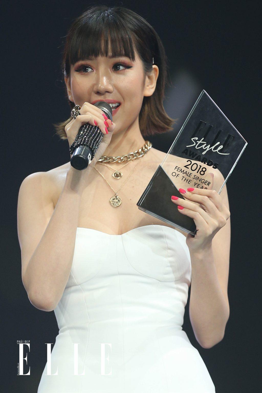 ELLE Style Awards Min 3