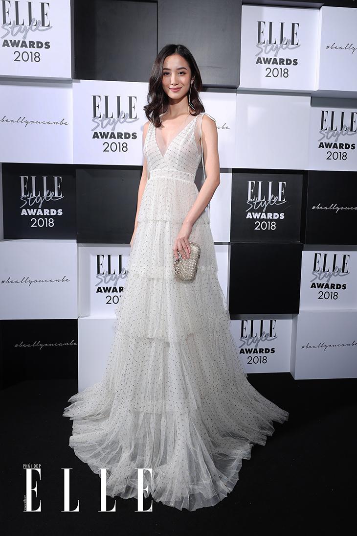 elle style awards 2018 Jun vũ