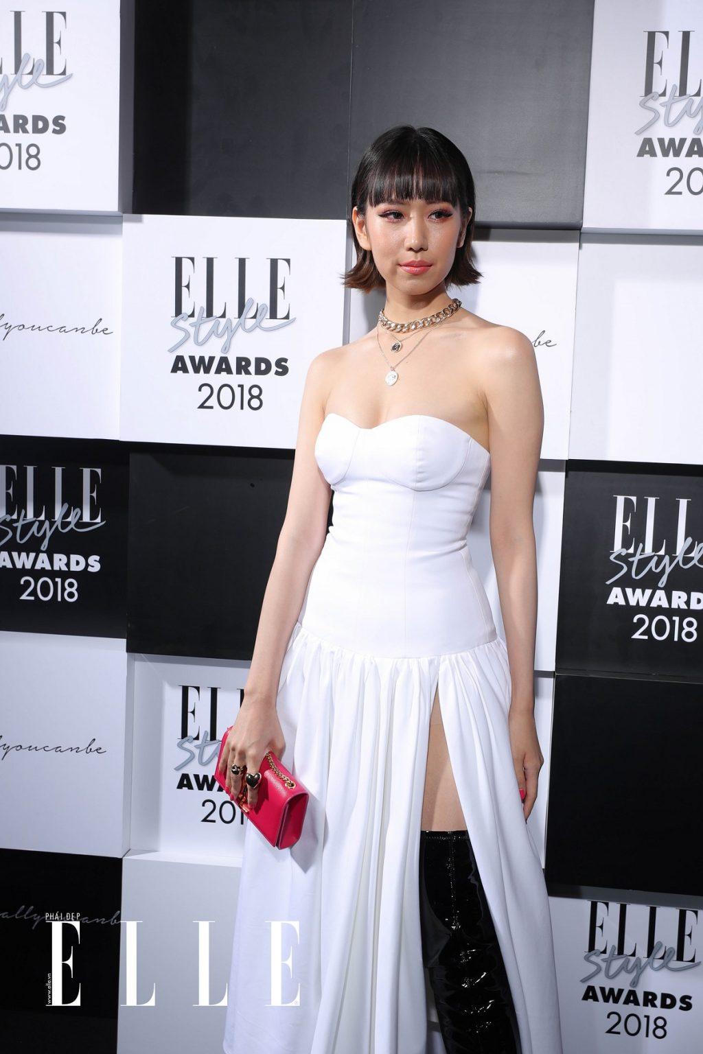 elle style awards 2018 Min 2