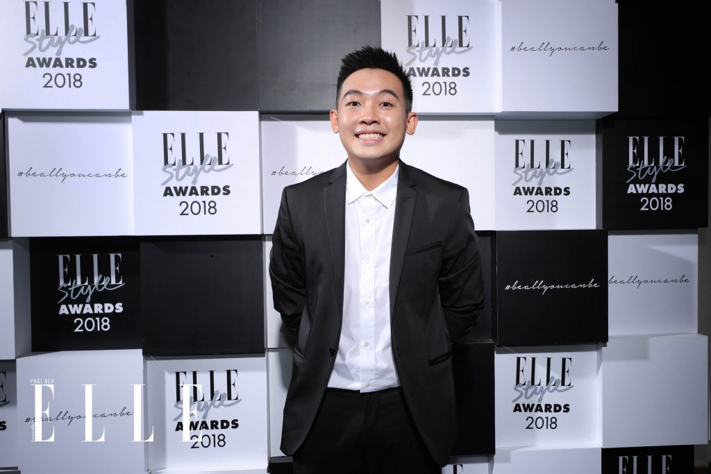 elle style awards 2018 phở đặc biệt