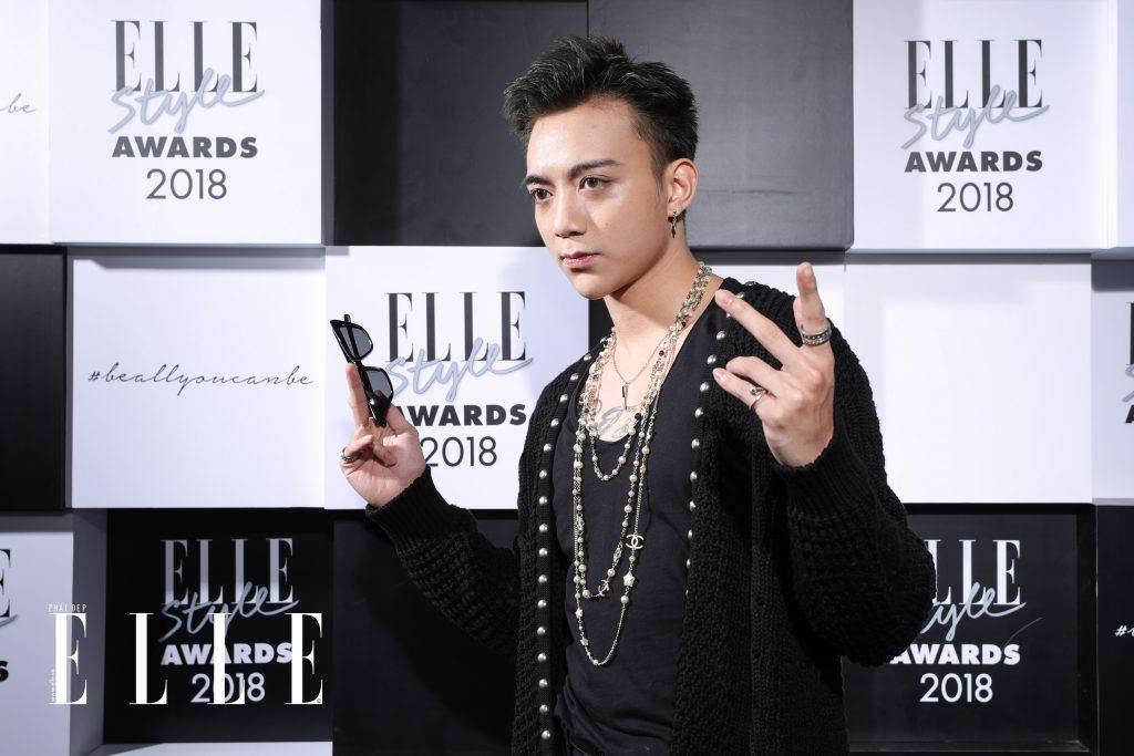 elle style awards 2018 soobin