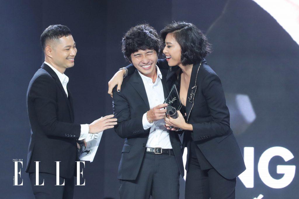 elle style awards 2018 tùng châu 1
