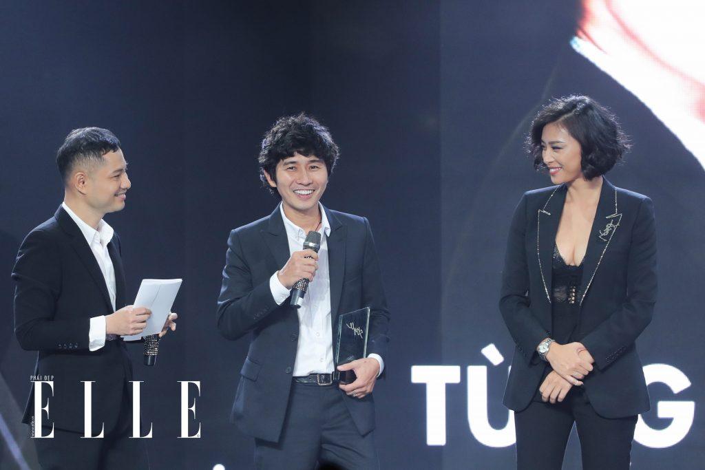 elle style awards 2018 tùng châu 2