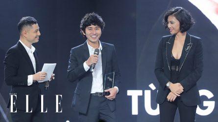 ELLE Style Awards 2018 vinh dự xướng tên Makeup Artist Tùng Châu