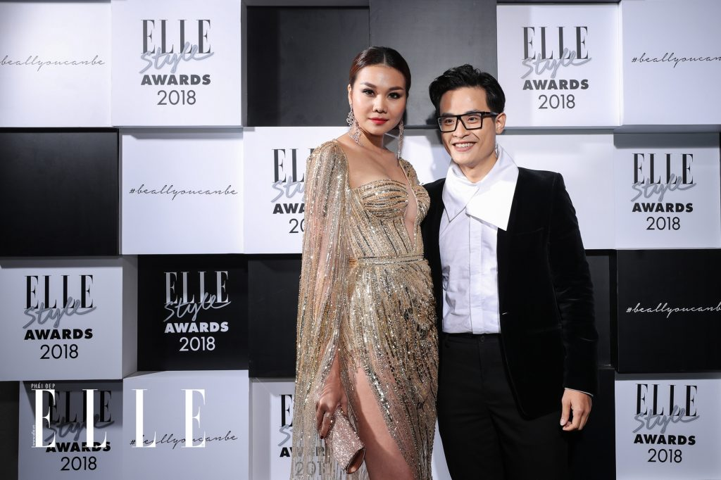 elle style awards hà anh tuấn 2