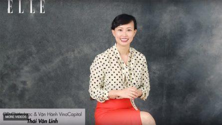Hạng mục Nữ doanh nhân phong cách của năm xướng tên Thái Vân Linh tại ELLE Style Awards 2018