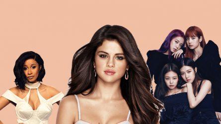"""[Điểm tin sao quốc tế] Selena Gomez xuất hiện cùng """"trai lạ"""", Blackpink góp mặt trong Billboard Hot 100"""