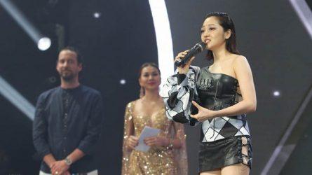 Ca sĩ Bảo Anh được trao tặng danh hiệu Hình ảnh đột phá của năm tại ELLE Style Awards 2018