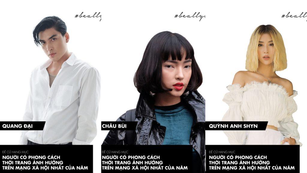 mang xa hoi elle style awards 2018 - elle vietnam