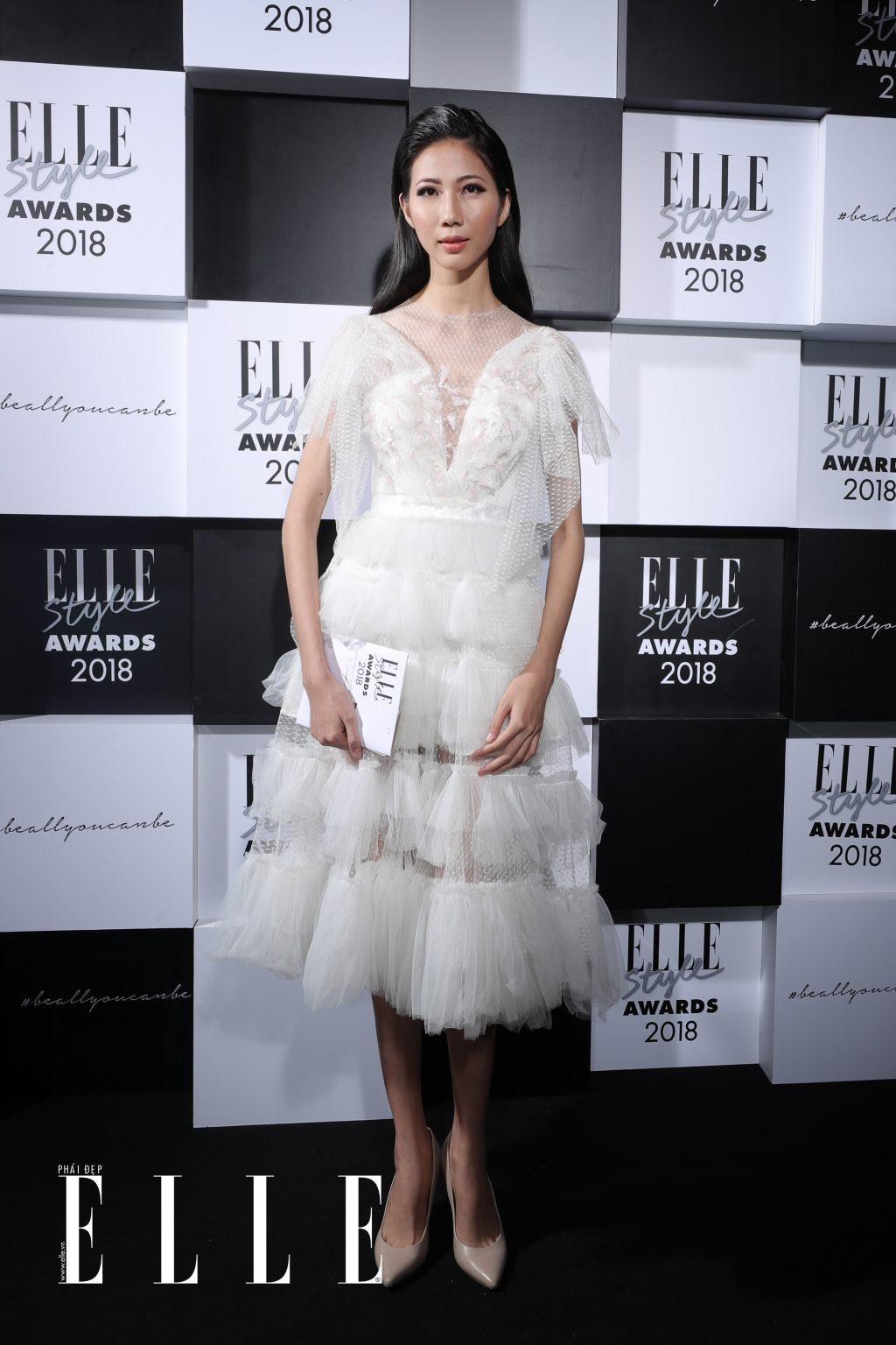 ELLE Style Awards 2018 Cao Ngan