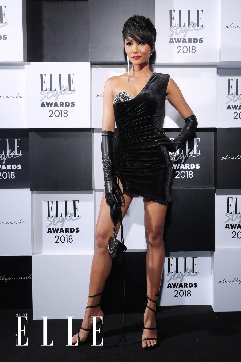 ELLE Style Awards 2018 H' Hen Niê