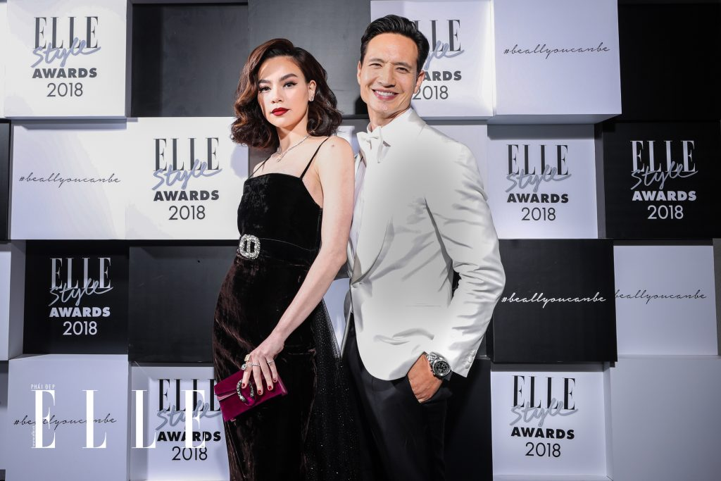 ELLE Style Awards 2018 Hồ Ngọc Hà