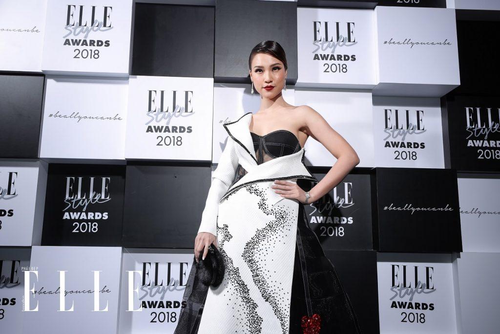 ELLE Style Awards 2018 Hoàng Oanh