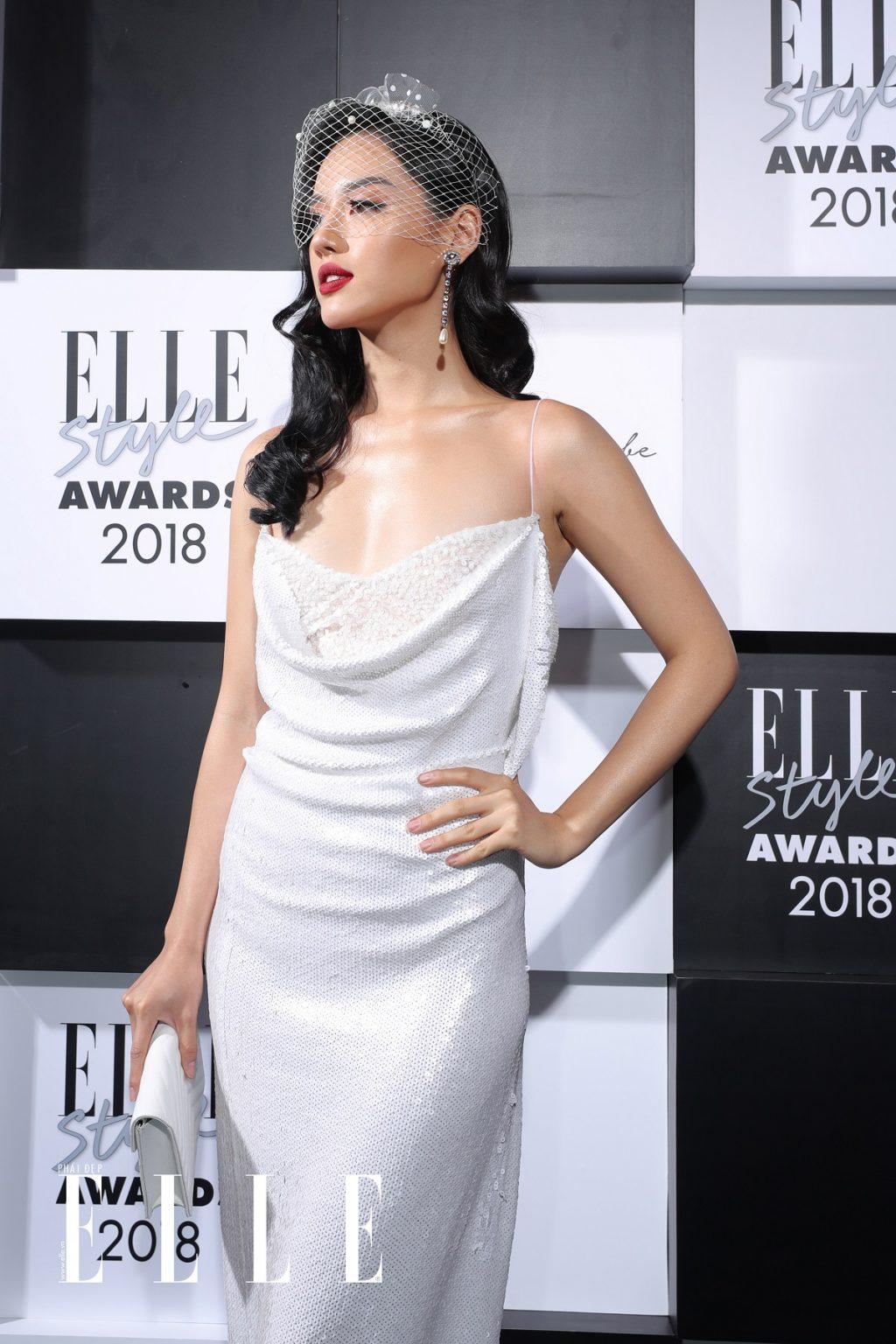 ELLE Style Awards 2018 Khánh Linh The Face