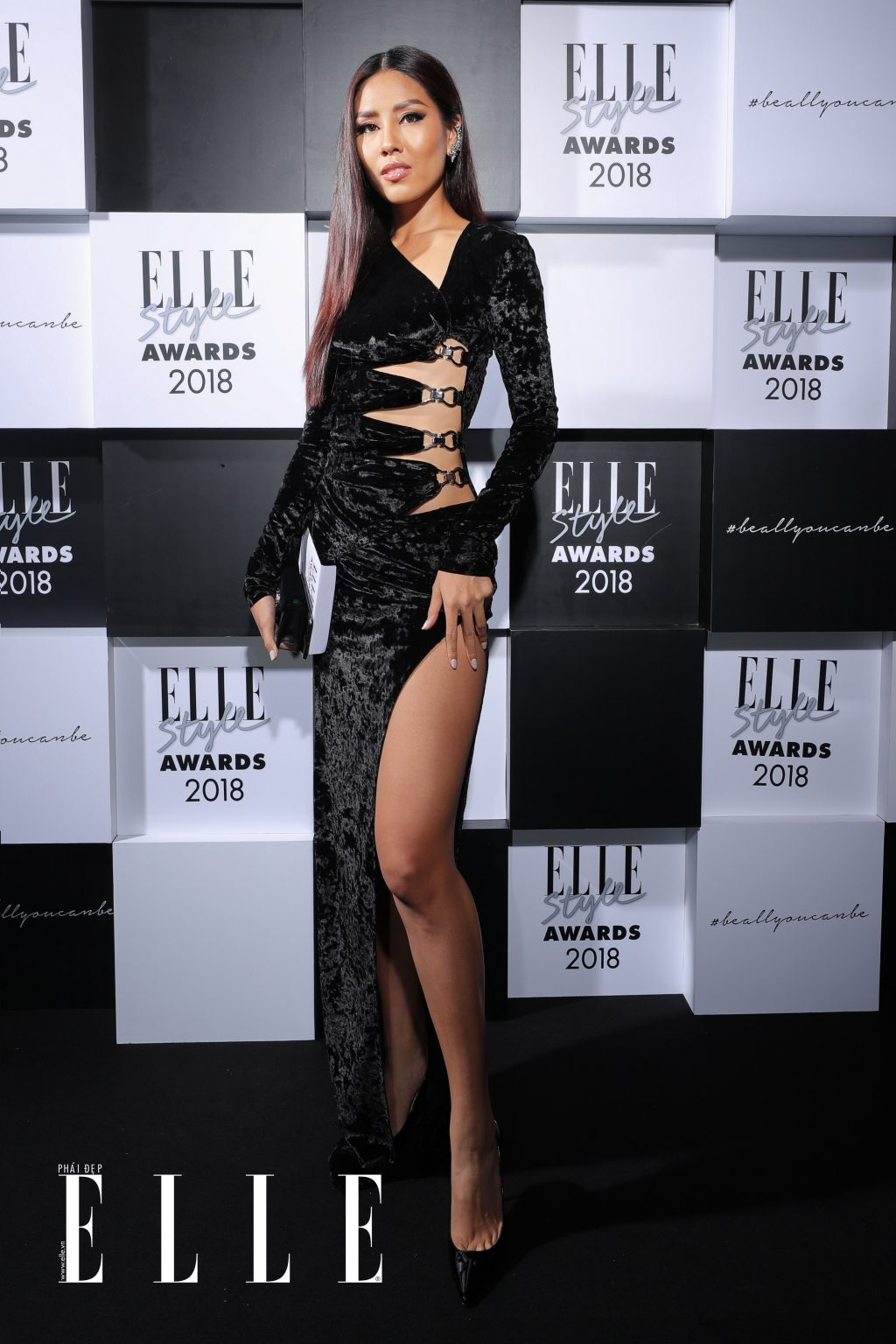 ELLE Style Awards 2018 Loan Nguyen