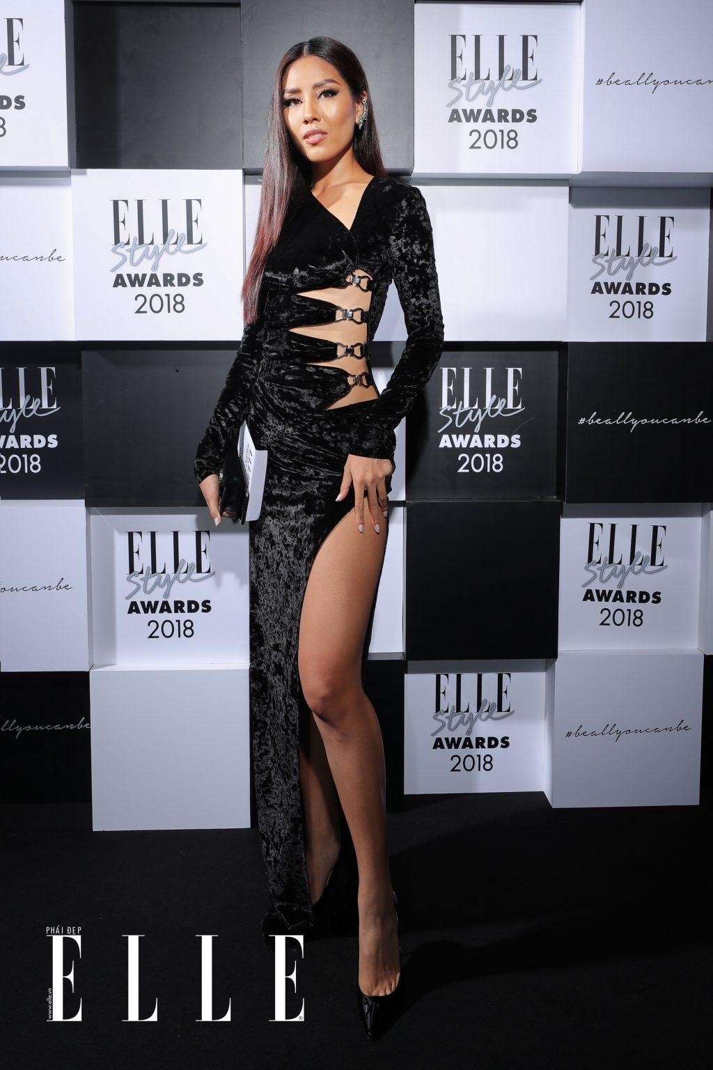 ELLE Style Awards 2018 Loan Nguyen