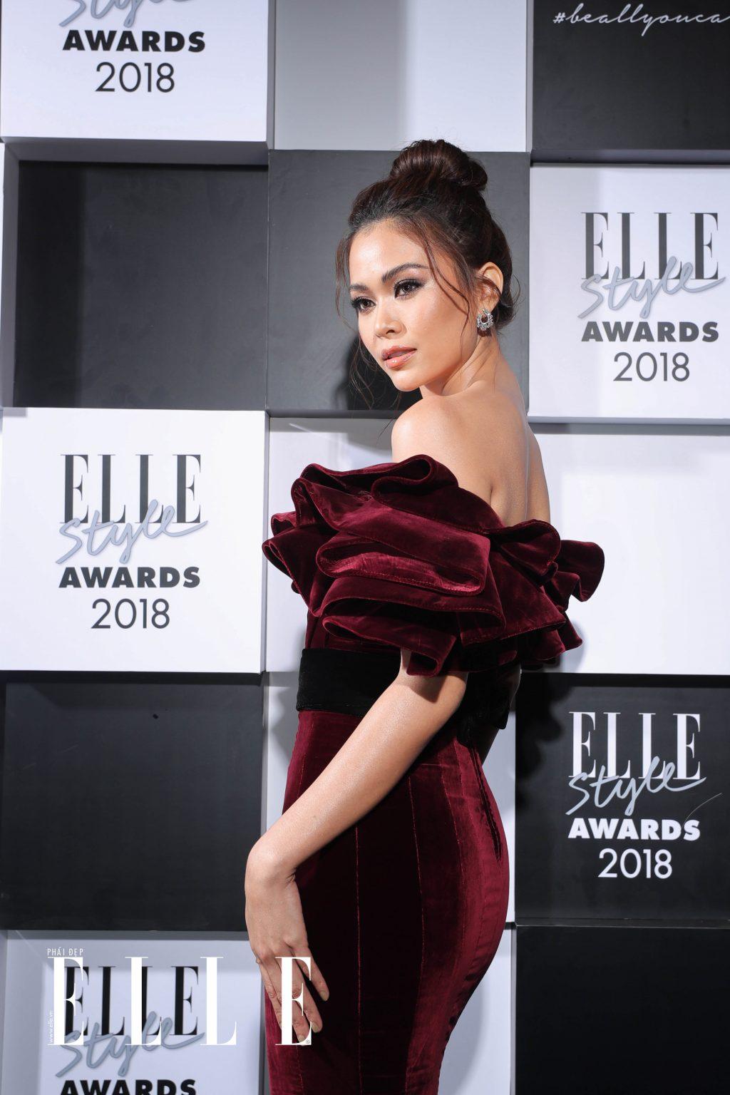 ELLE Style Awards 2018 Mâu Thuỷ