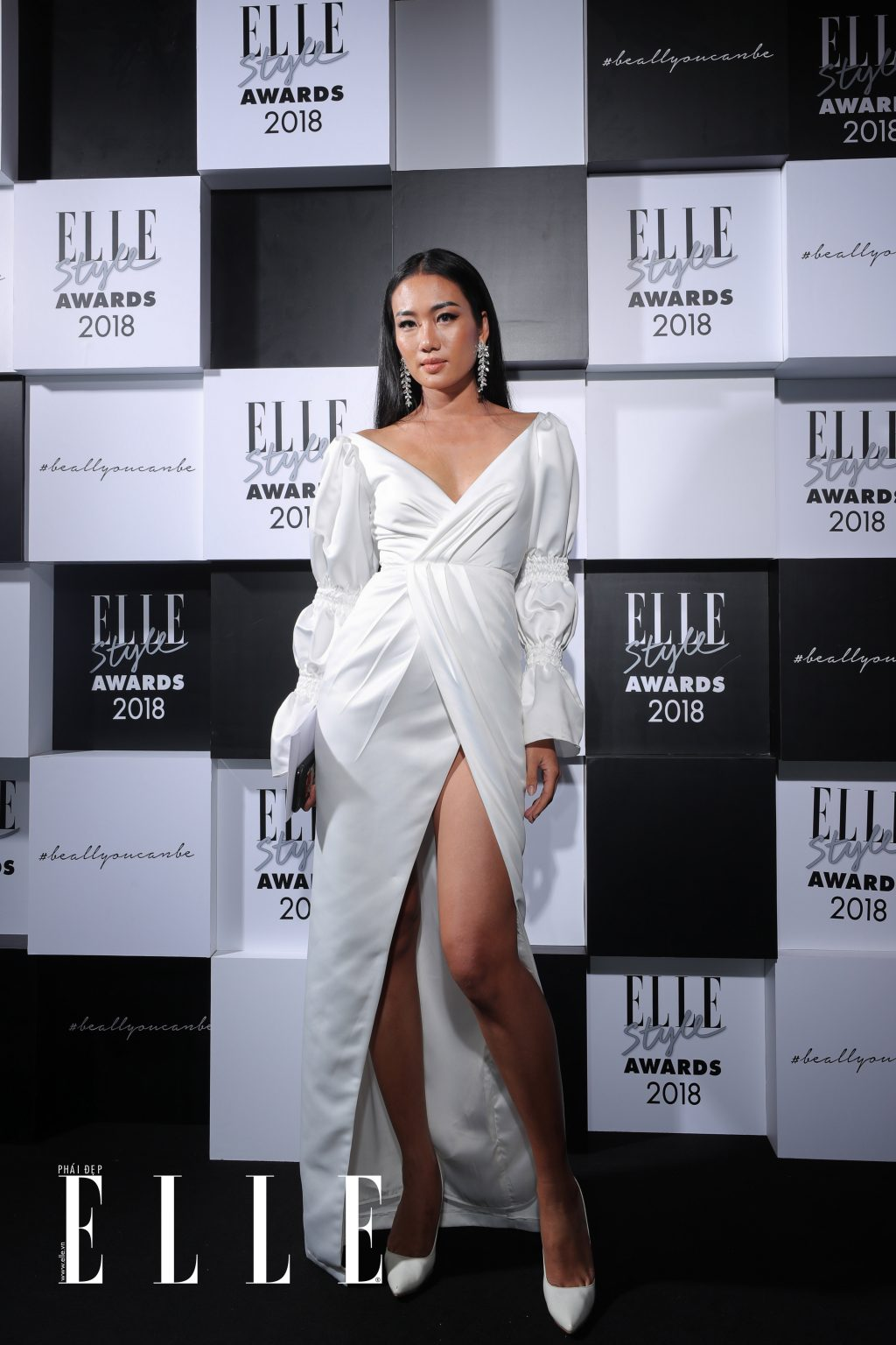 ELLE Style Awards 2018 Nha Truc