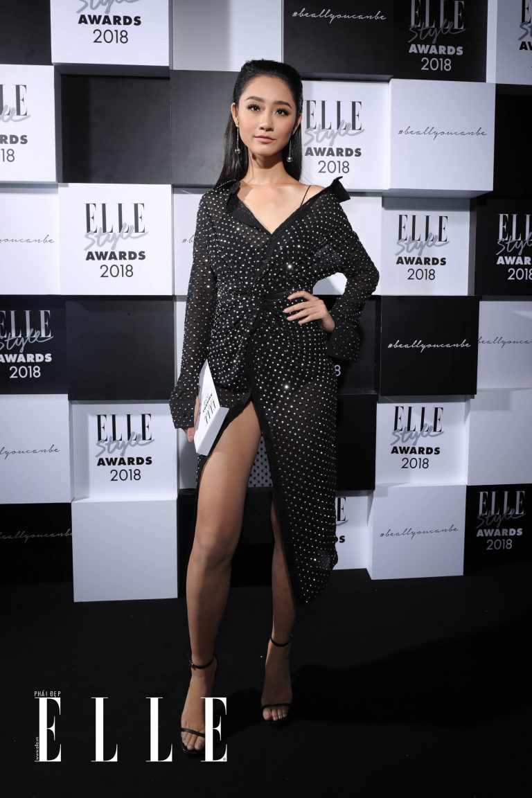 ELLE Style Awards 2018 Tra Mi