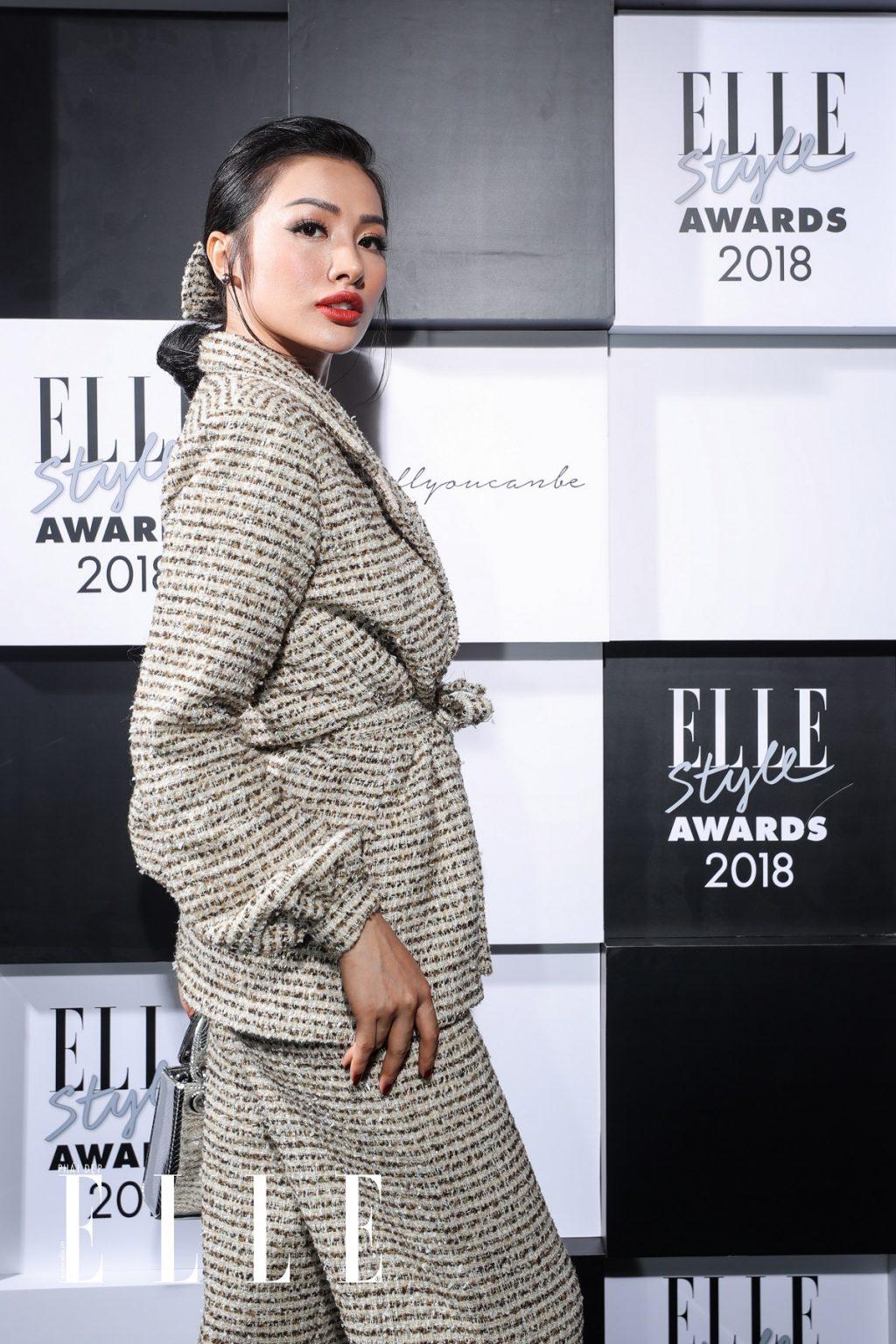 ELLE Style Awards 2018 Yaya Truong Nhi