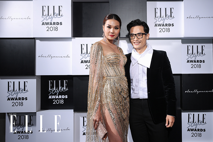 Elle Style Awards 2018 Thanh Hằng