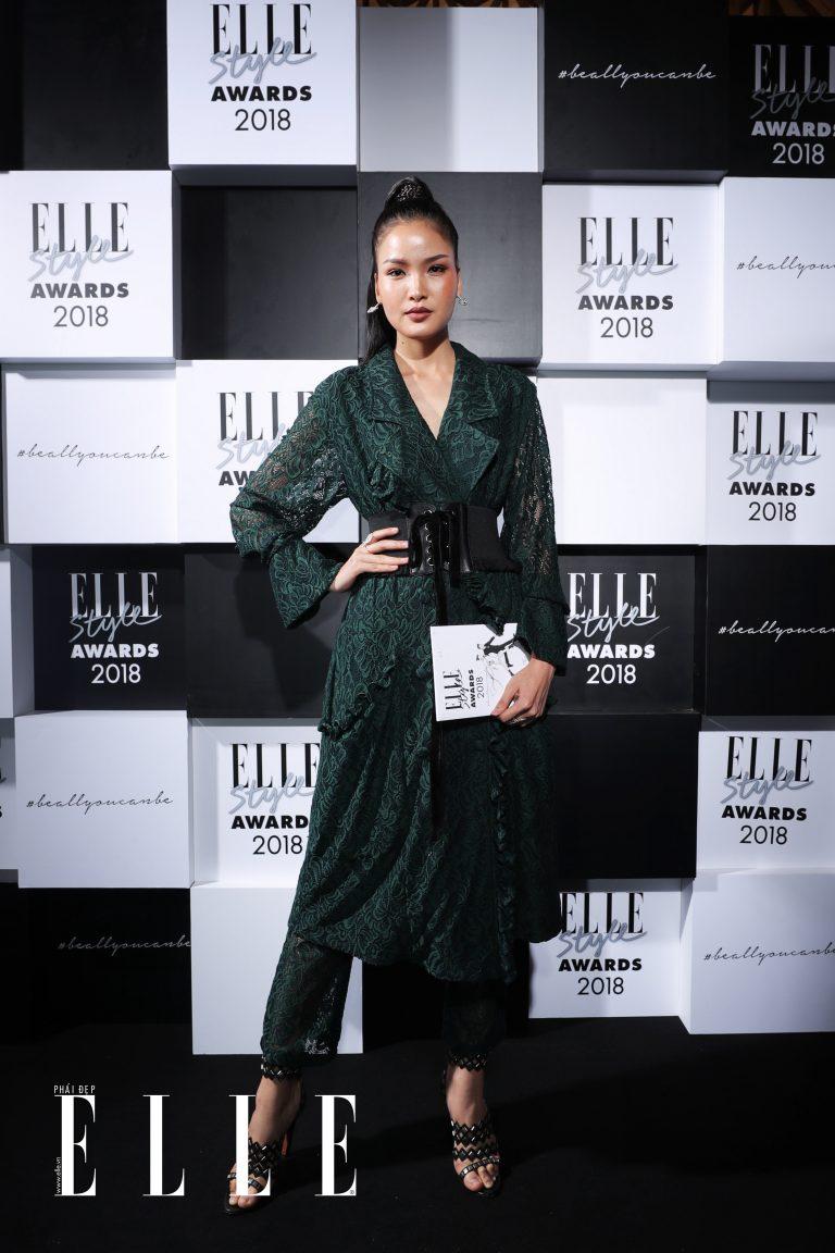 Elle Style Awards 2018 Chà Mi