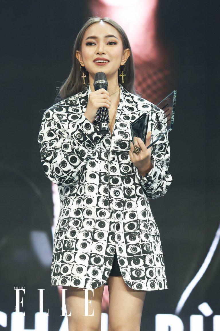 Elle Style Awards 2018 Châu Bùi