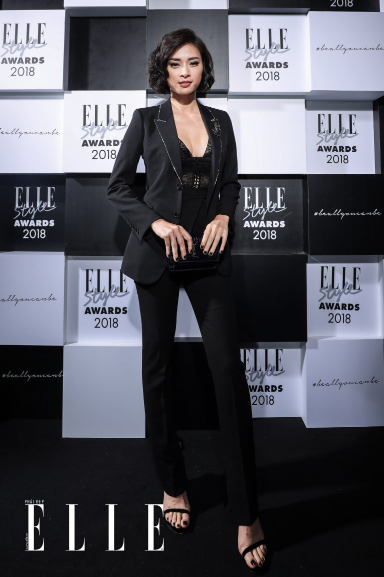 Elle Style Awards 2018 Ngô Thanh Vân