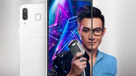 Samsung Galaxy A8 Star: Tính năng làm đẹp thông minh vượt trội