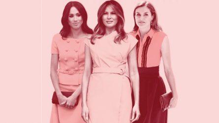 Tại sao các phu nhân nổi tiếng đều yêu thích sắc hồng nhạt