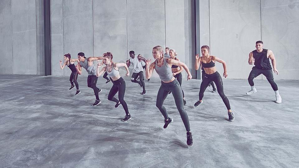 bài tập thể dục HIIT Les Mills