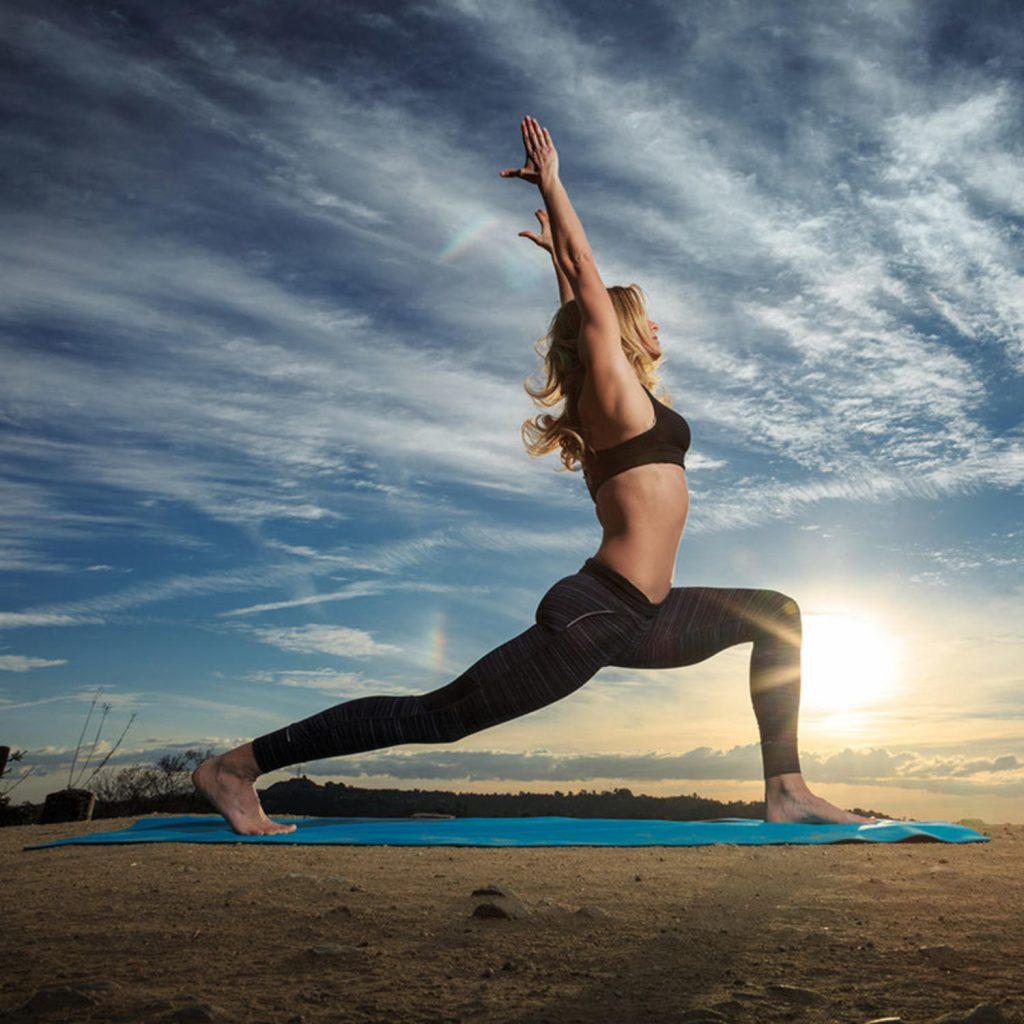 bài tập thể dục yoga Medical Herald