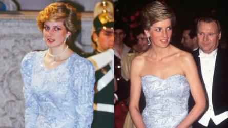 Công nương Diana từng có những cách tuyệt vời để tái sử dụng trang phục hoàng gia