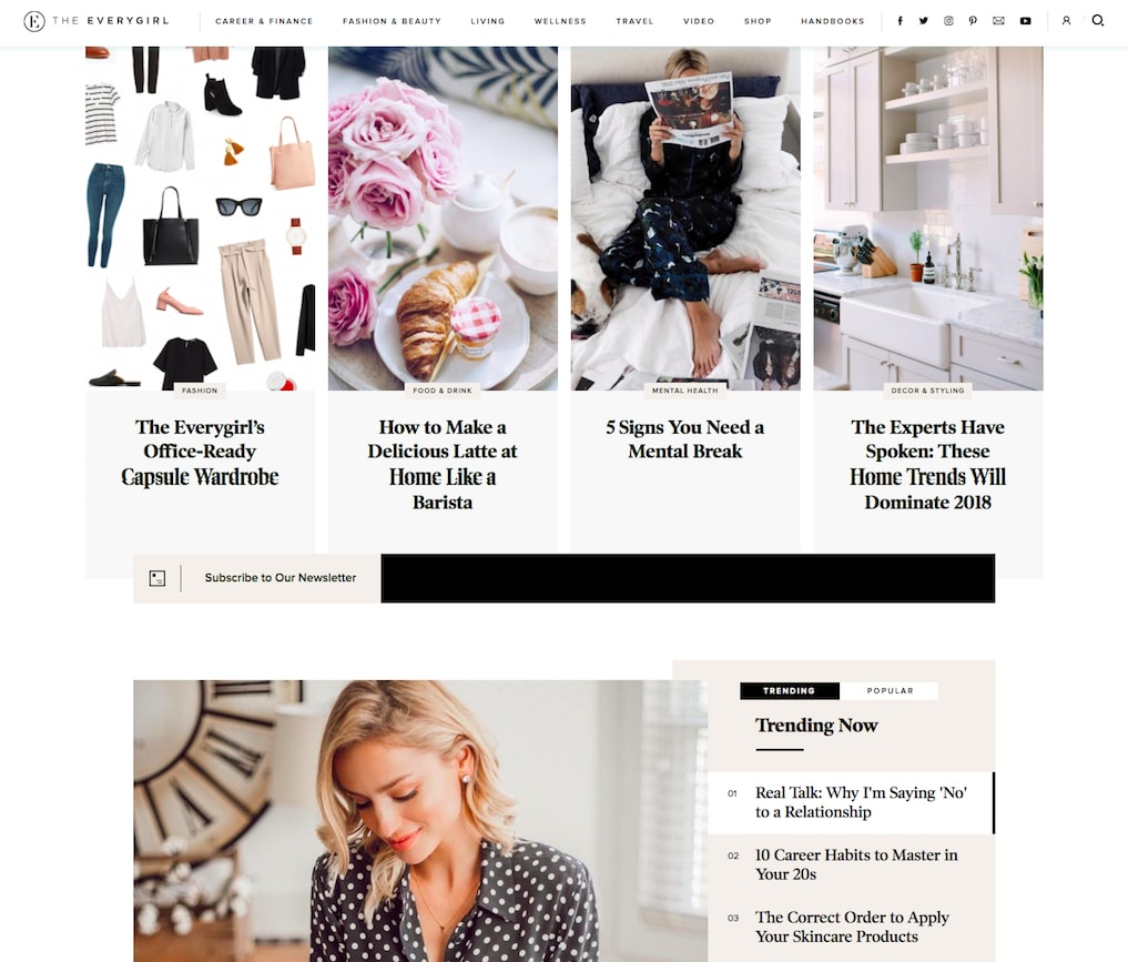 website phụ nữ 6