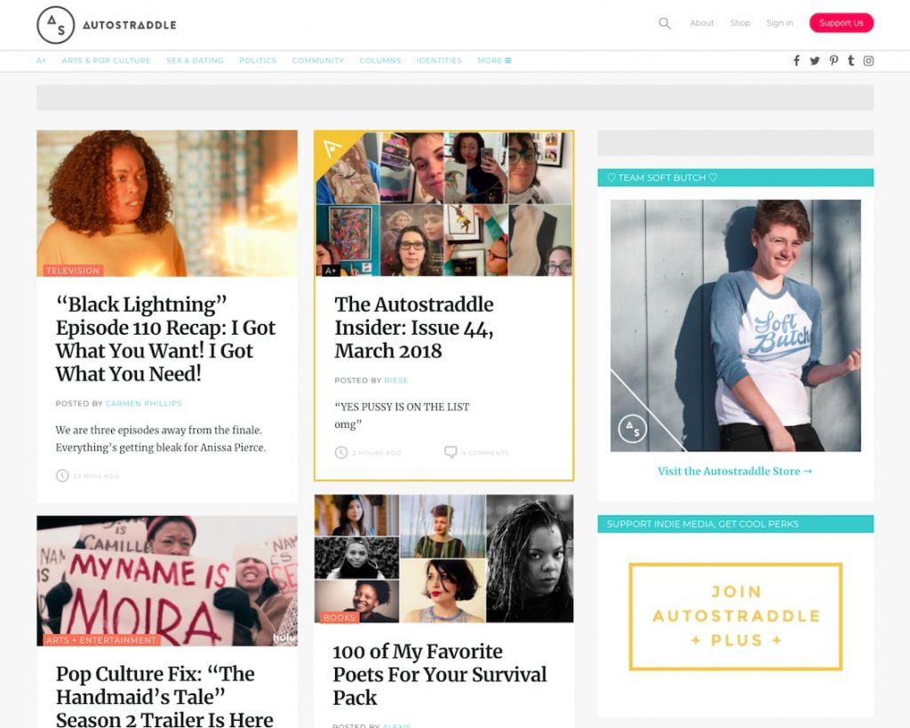 website phụ nữ 7