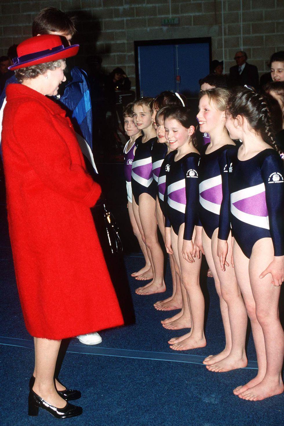 Nữ hoàng Elizabeth 14