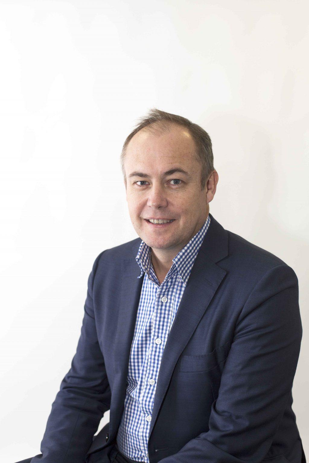 Ông John Roberts, Tổng Giám đốc phụ trách thị trường Đông Bán cầu của Công ty Woolmark