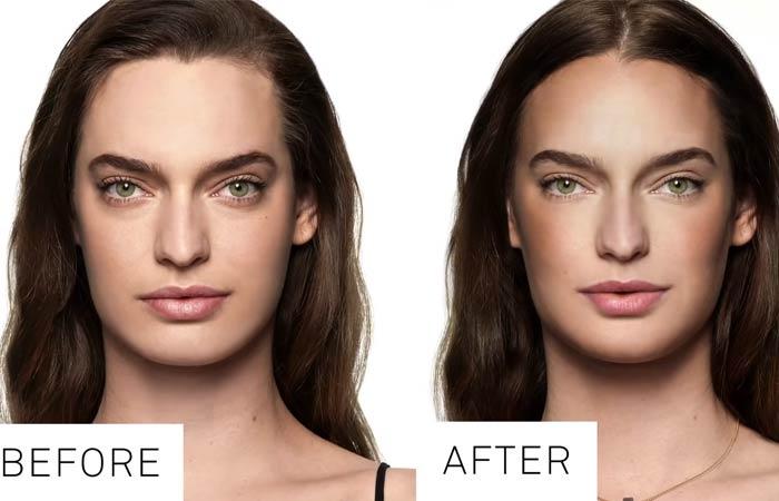 Cách tạo khối cho gương mặt chu nhat