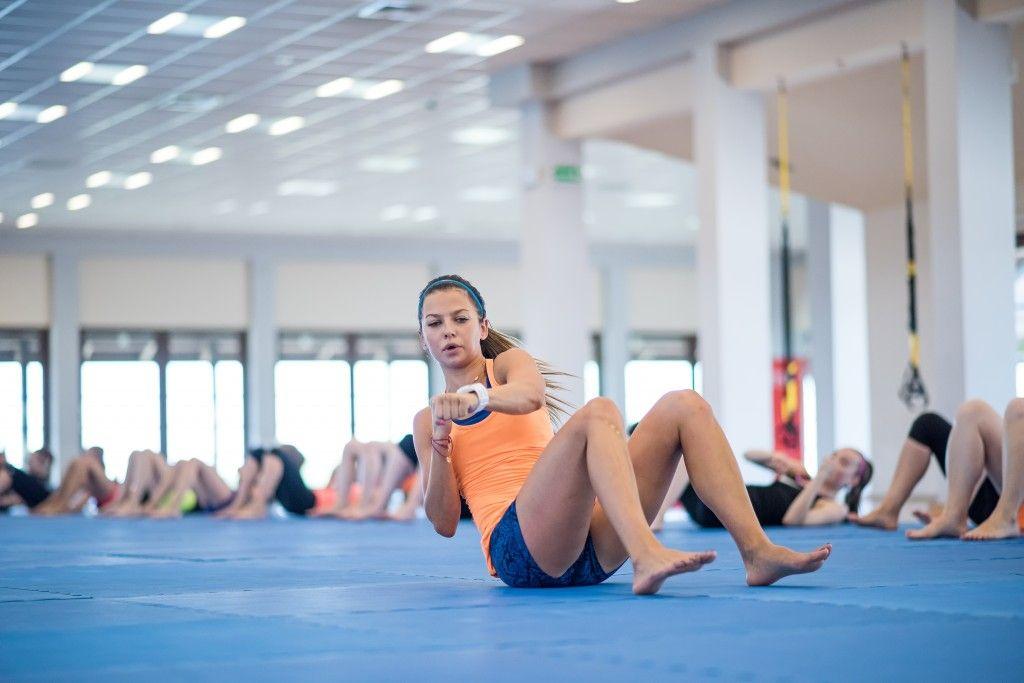 cách tập luyện giữ dáng Anna Lewandowska