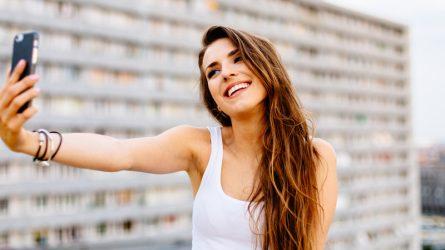 Bí quyết để có được những tấm hình selfie đẹp như người nổi tiếng