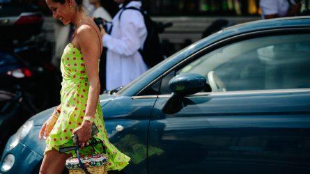 Sắc màu street style từ Tuần lễ thời trang Haute Couture Paris Thu - Đông 2019