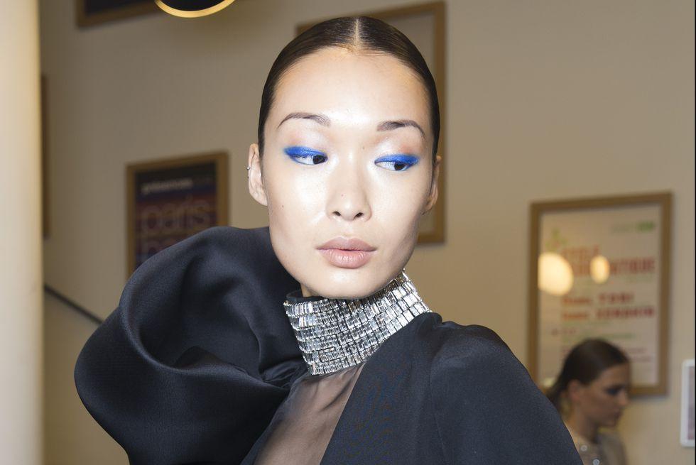 xu hướng làm đẹp tuần lễ thời trang paris haute couture 2018 - 05