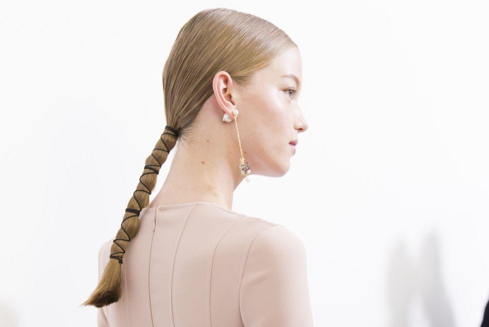 xu hướng làm đẹp tuần lễ thời trang paris haute couture 2018 - 13
