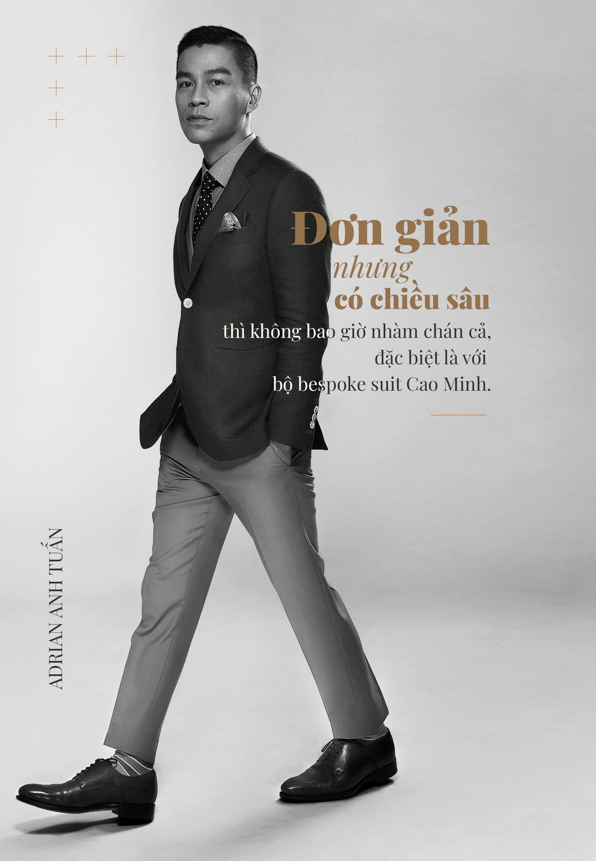 bespoke suit cao minh - elle vietnam 2
