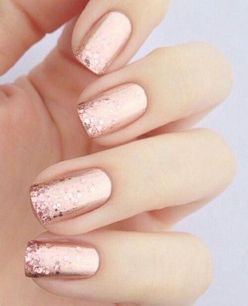 sơn móng tay rose