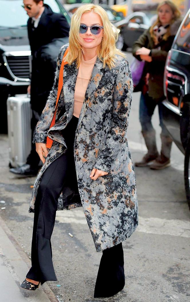 phong cách thời trang của Margot Robbie 2